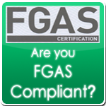 Are you FGAS Compliant?